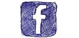 facebook logo balpen