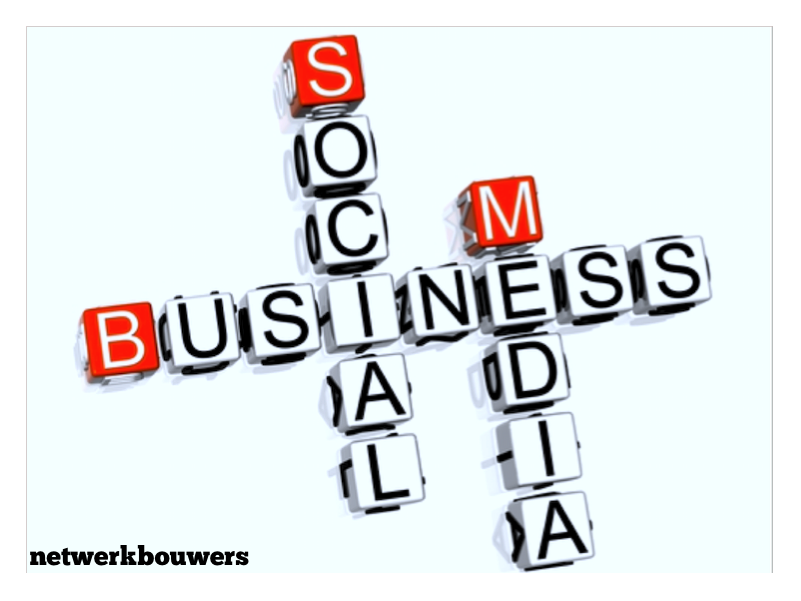 social media business netwerkbouwers